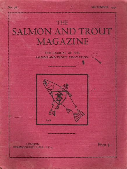 Image for The Salmon and Trout Magazine: Number 76