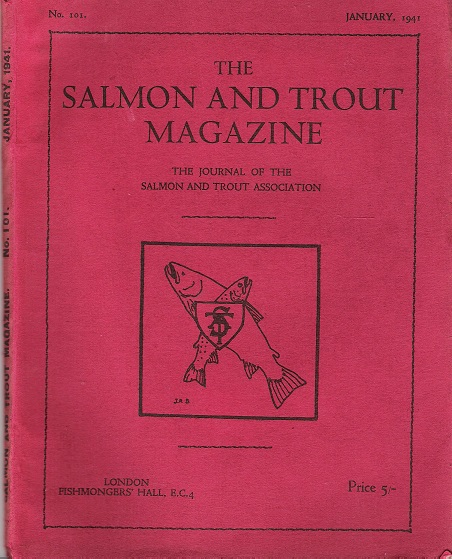 Image for The Salmon and Trout Magazine 101.