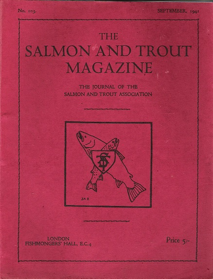 Image for The Salmon and Trout Magazine 103