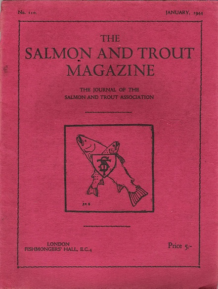 Image for The Salmon and Trout Magazine 110.