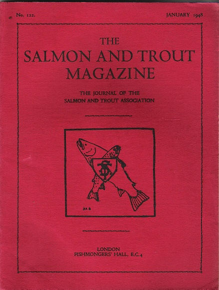 Image for The Salmon and Trout Magazine 122.