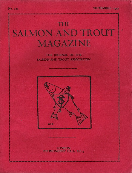The Salmon and Trout Magazine 124.