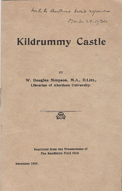 Image for Kildrummy Castle.