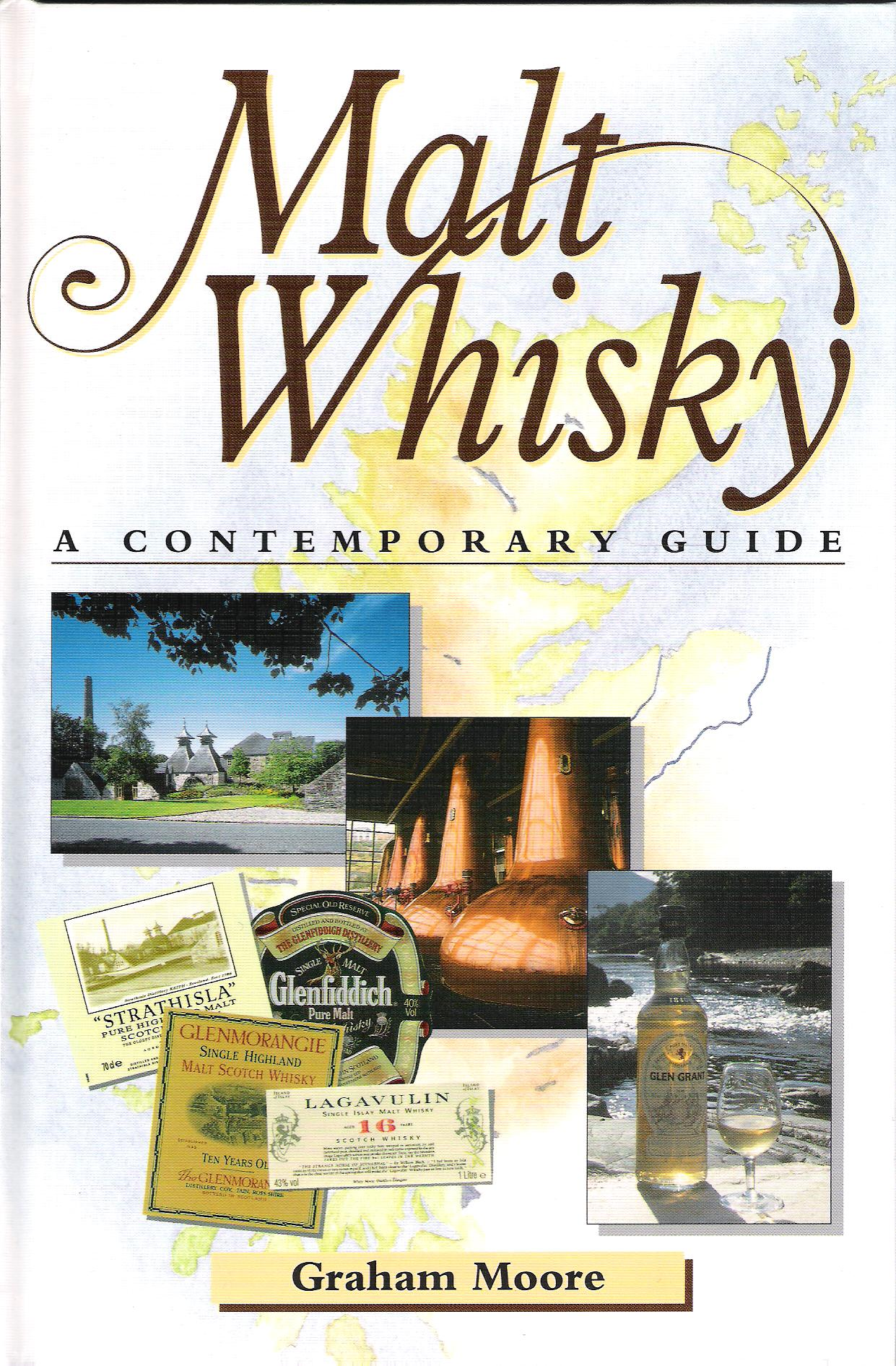 Image for Malt Whisky: A Contemporary Guide.