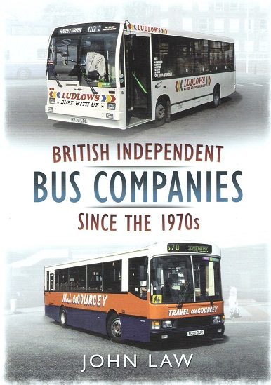 Image for British Independent Bus Companies since the 1970's.
