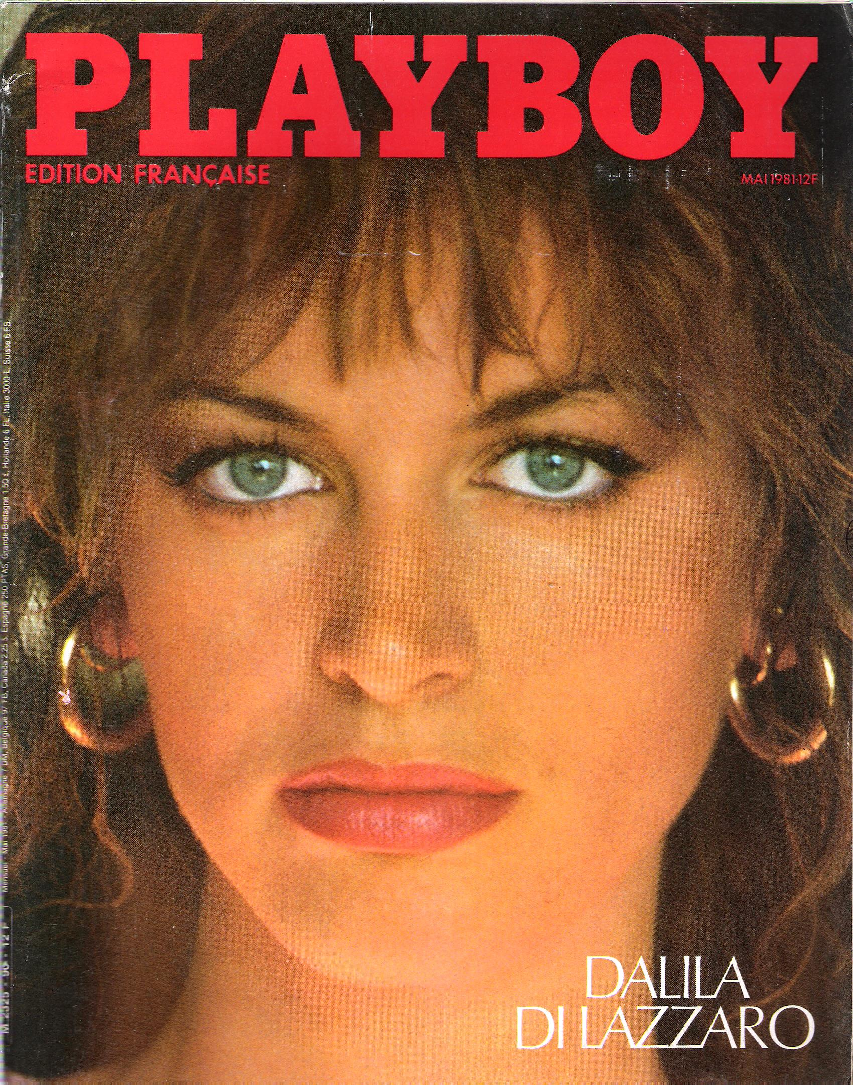 Image for Playboy Edition Francaise, Mai 1981.