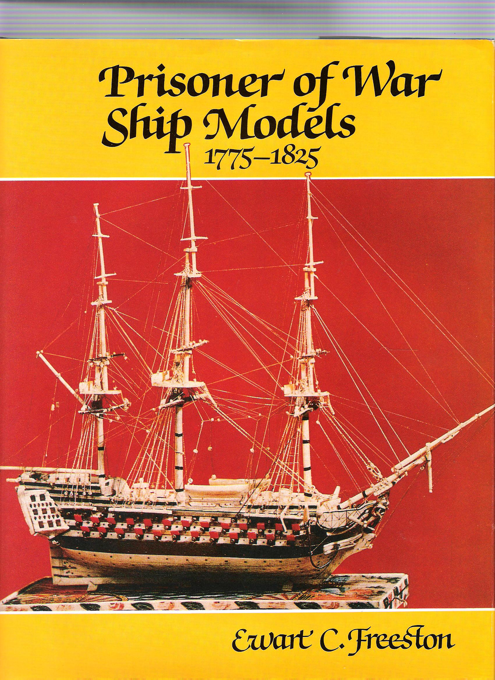 Image for Prisoner of War Ship Models 1775-1825.