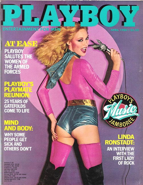 Image for Playboy April 1980