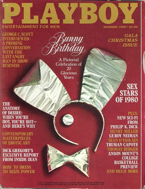 Image for Playboy Gala Christmas Issue, December 1980