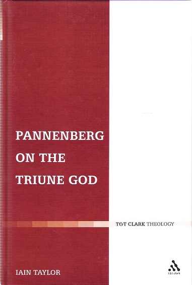 Image for Pannenberg in the Triune God.