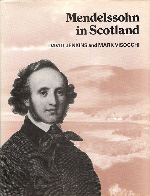 Image for Mendelssohn in Scotland.