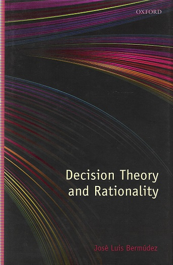 Image for Decision Theory and Rationality.
