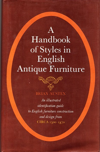 Image for A Handbook of Styles in English Antique Furniture.