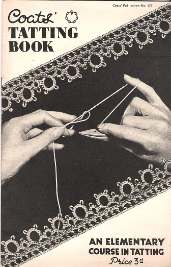 Image for Coats' Tatting Book: An Elementary Course in Tatting.