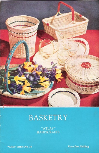 Image for Atlas Leaflet No. 34: Basketry.