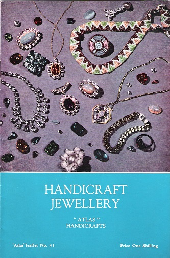 Image for Atlas Leaflet No. 41: Handicraft Jewellery.