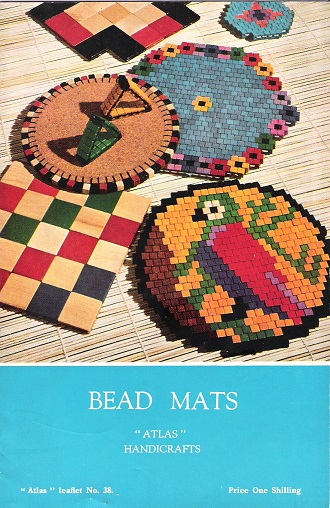 Image for Atlas Leaflet No. 38: Bead Mats.