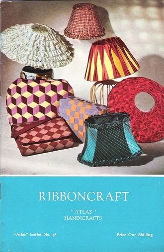 Image for Atlas Leaflet No. 46: Ribboncraft.