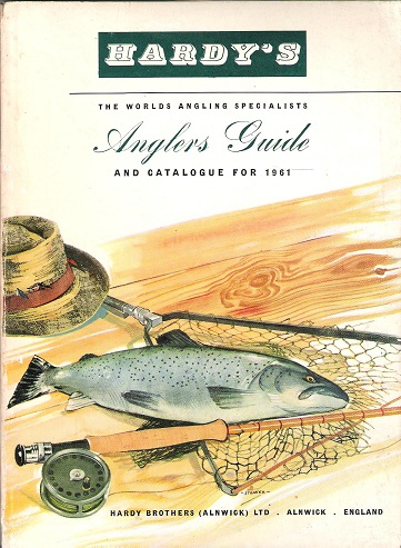 Image for Hardy's Anglers Guide and Catalogue for 1961.