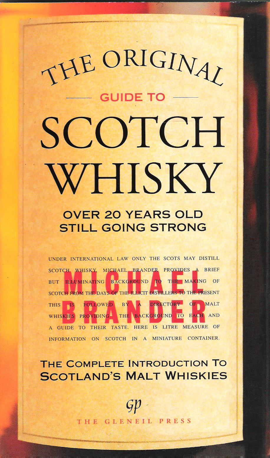Image for The Original Guide to Scotch Whisky.