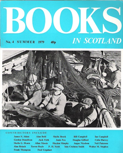 Image for Books in Scotland No.4.