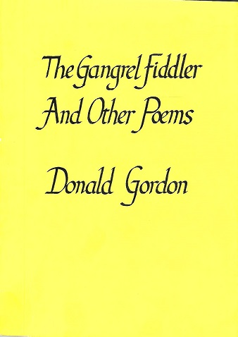 Image for The Gangrel Fiddler and Other Poems.
