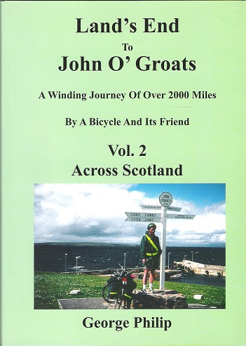Image for Land's End to John O' Groats Vol. 2: Across Scotland.