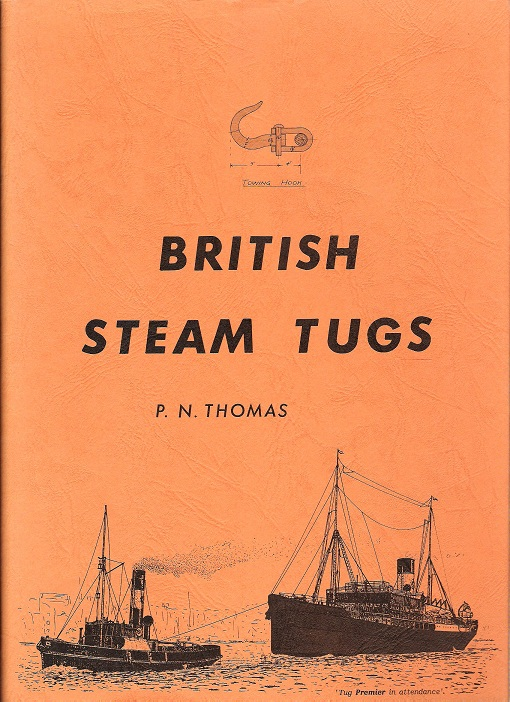 Image for British Steam Tugs.