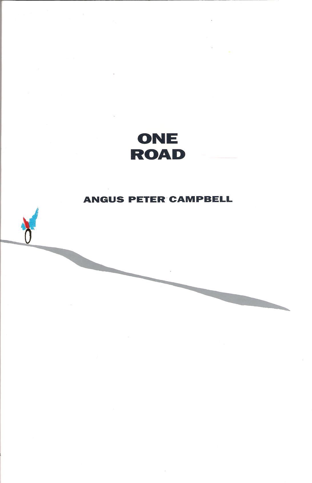Image for One Road.