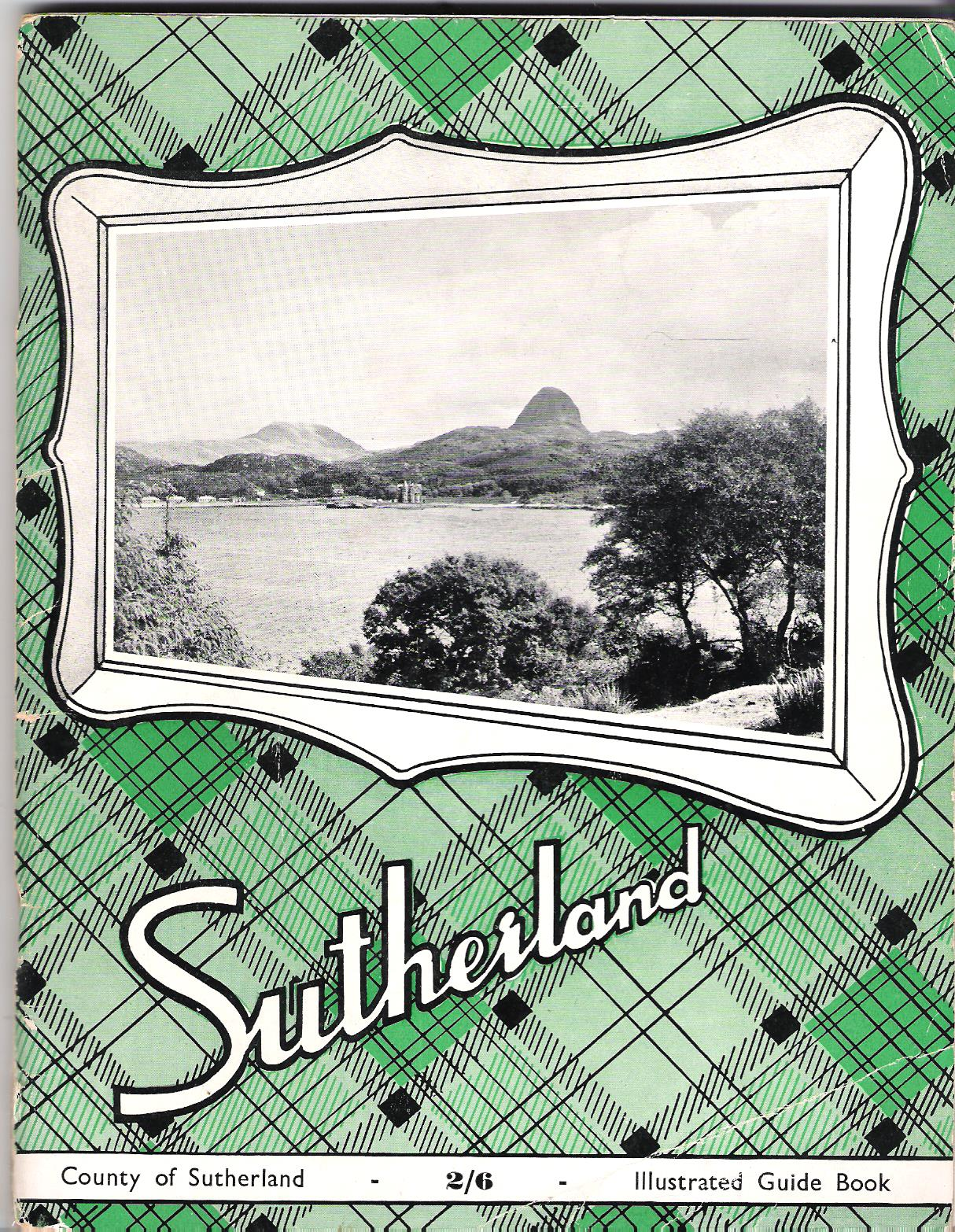 Image for Sutherland: Illustrated Guide Book.
