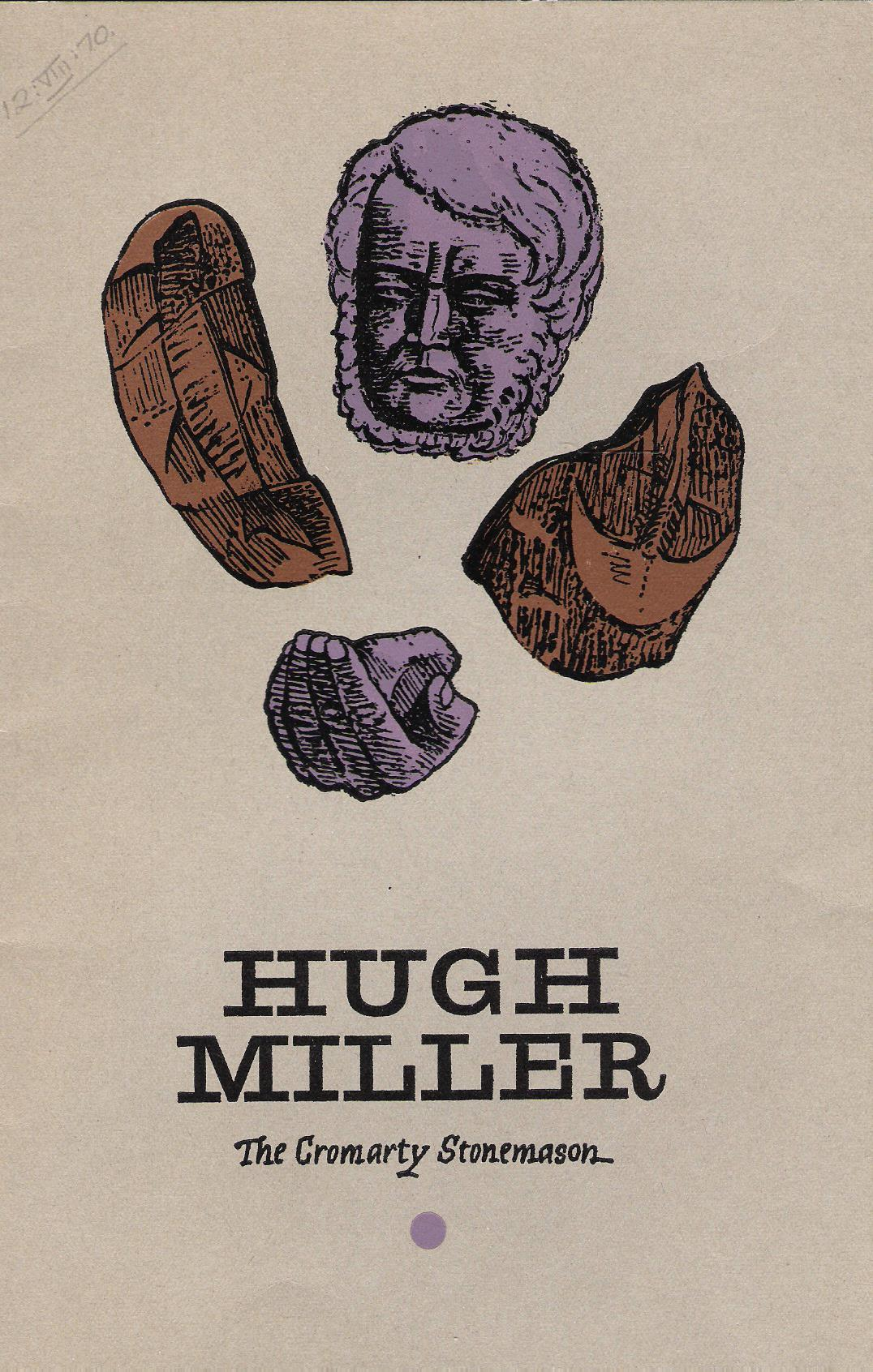 Image for Hugh Miller, the Cromarty Stonemason.