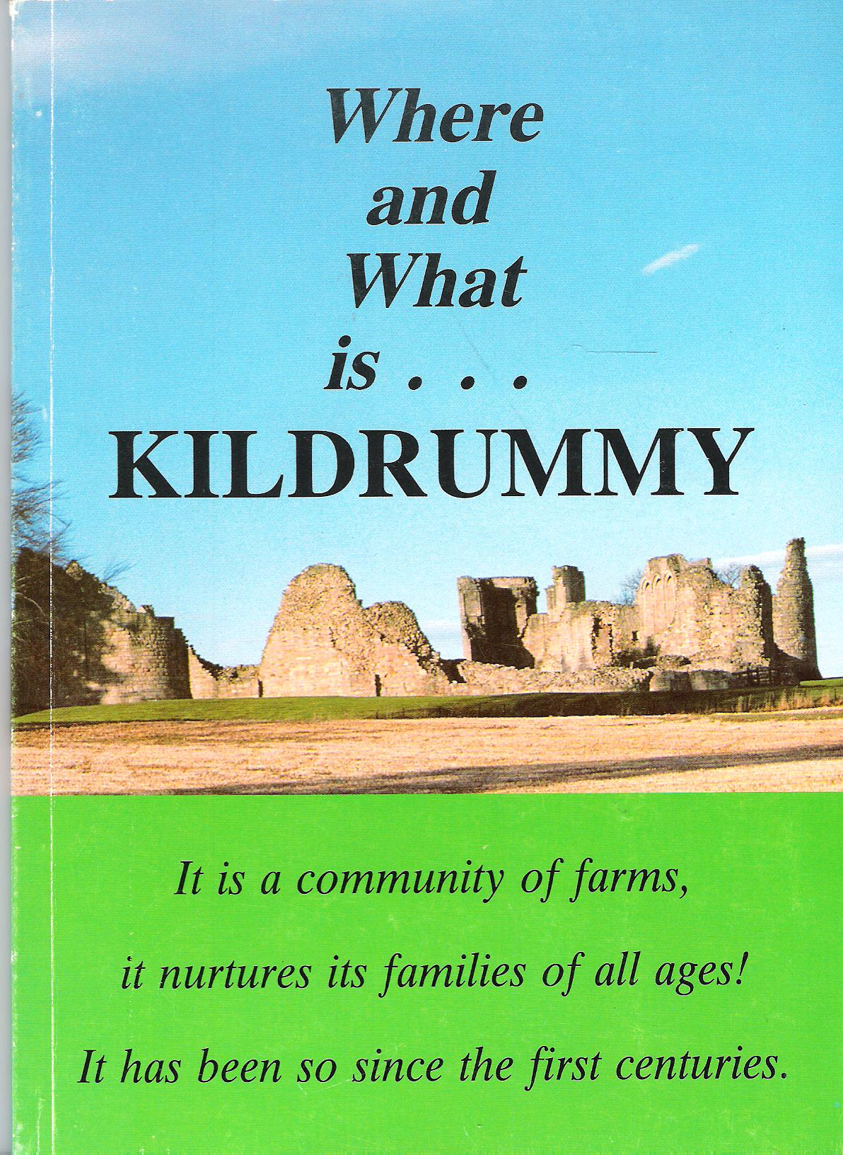 Image for Where and What is Kildrummy.