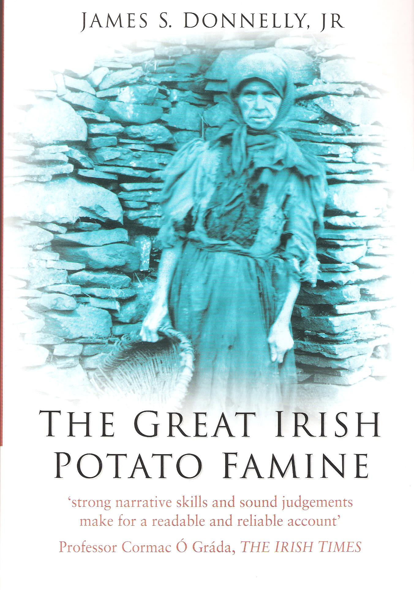 Image for The Great Irish Potato Famine.