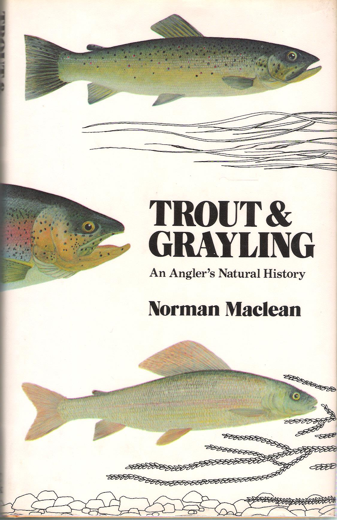 Image for Trout & Grayling: An Angler's Natural History.