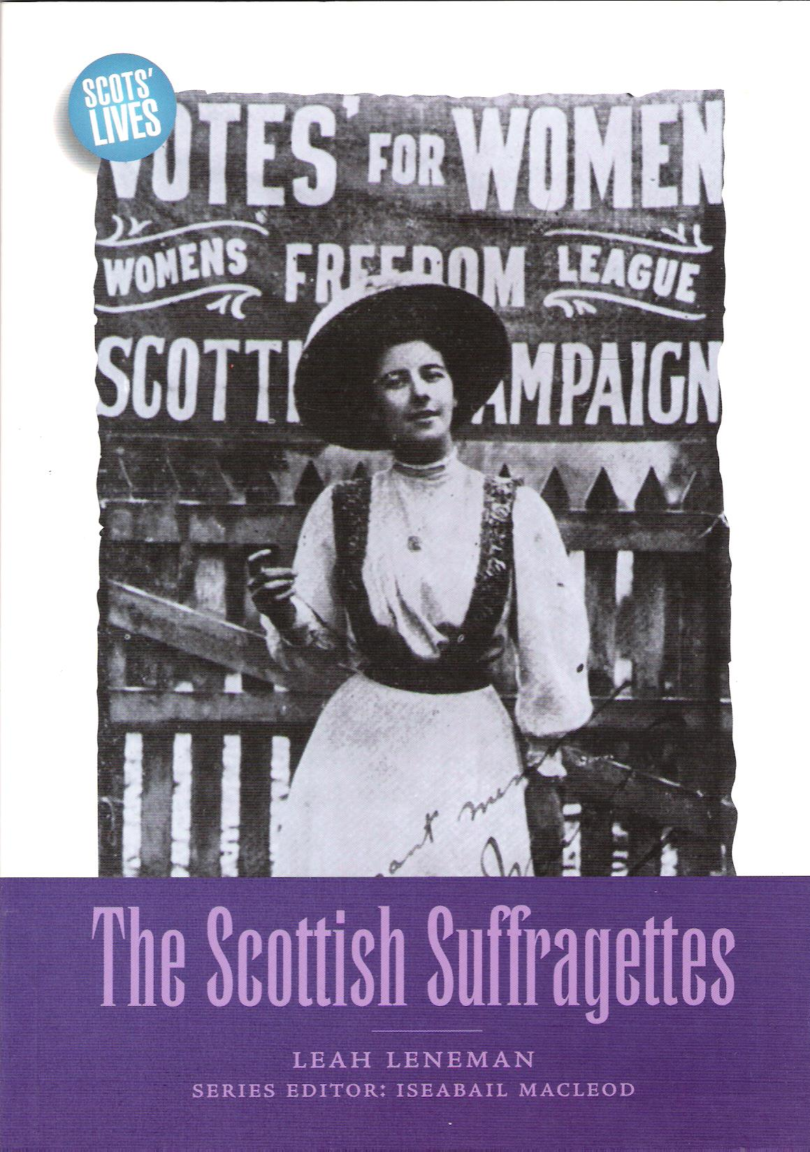 Image for The Scottish Sufragettes.