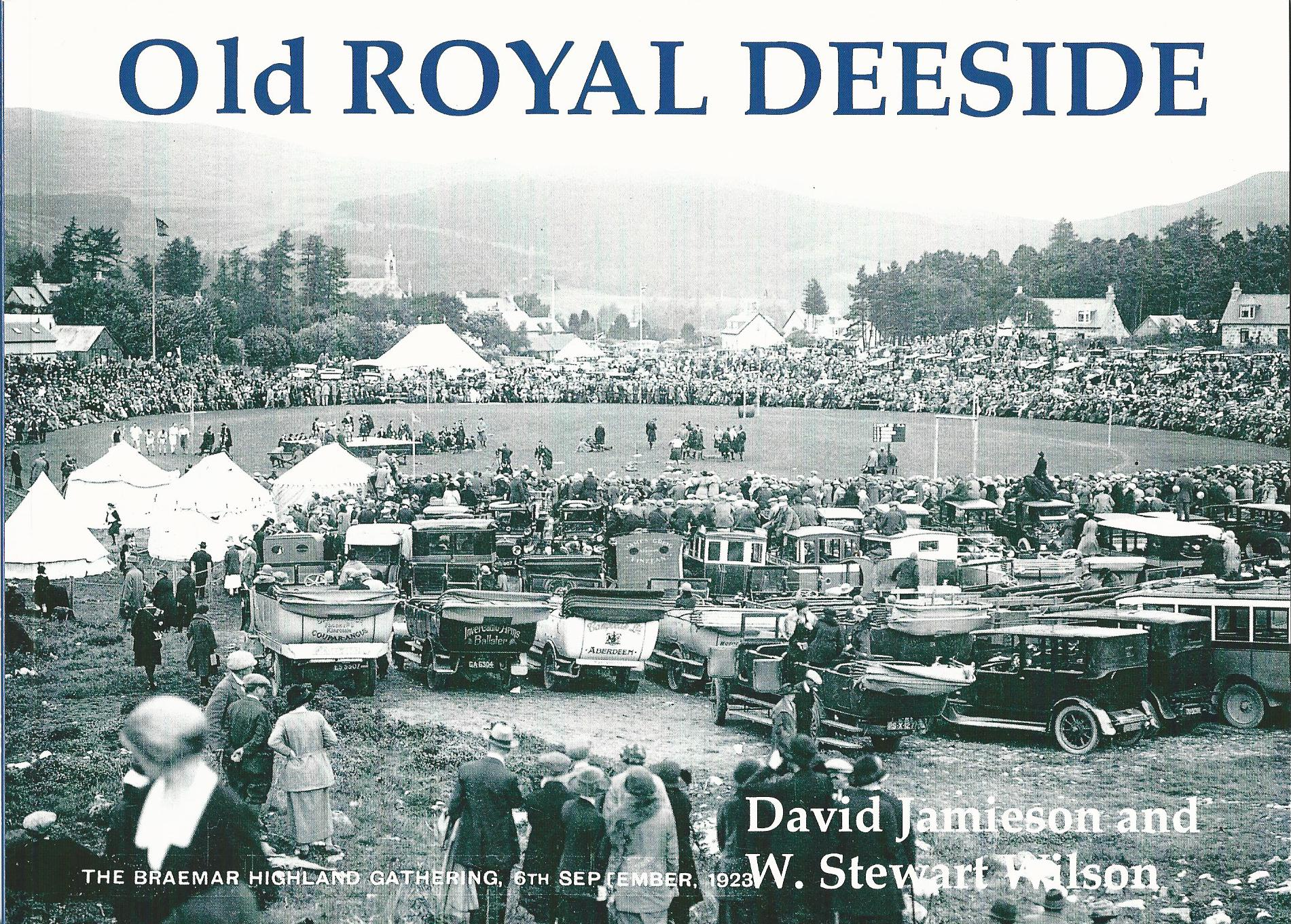 Image for Old Royal Deeside.