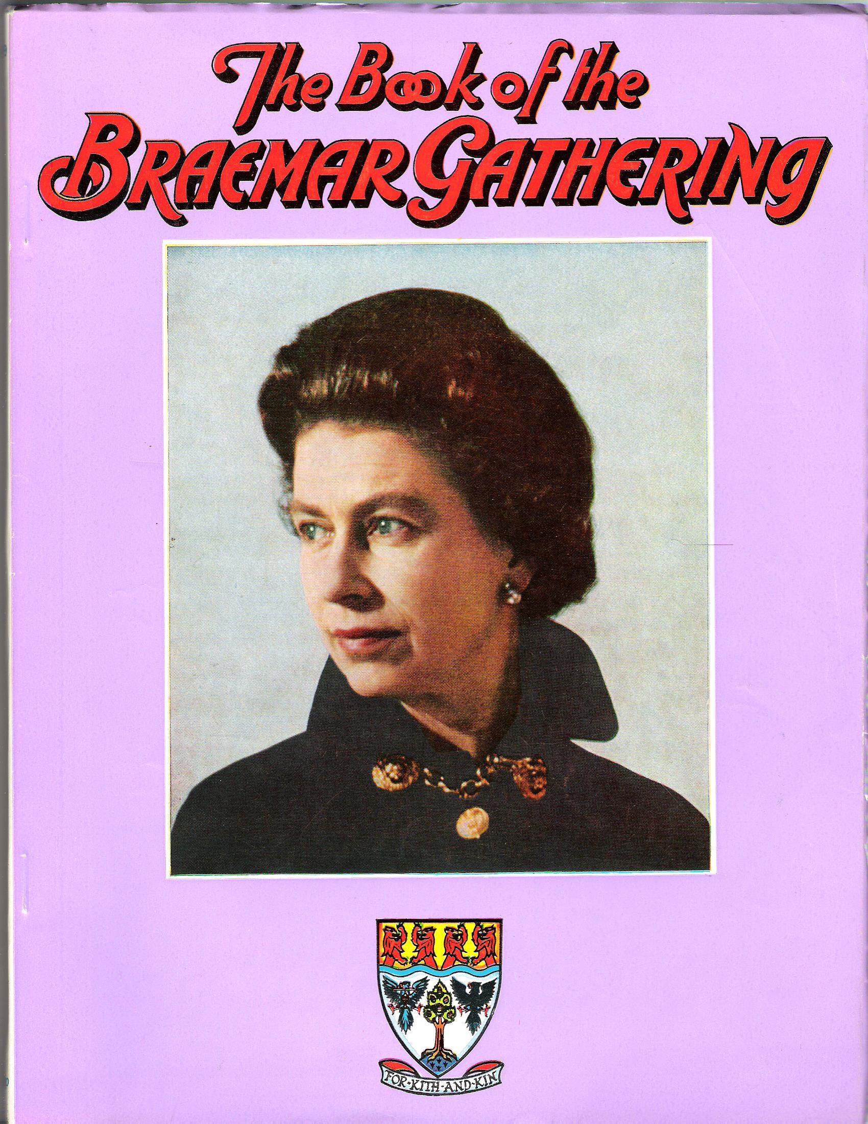 Image for The Book of the Braemar Gathering 1979.