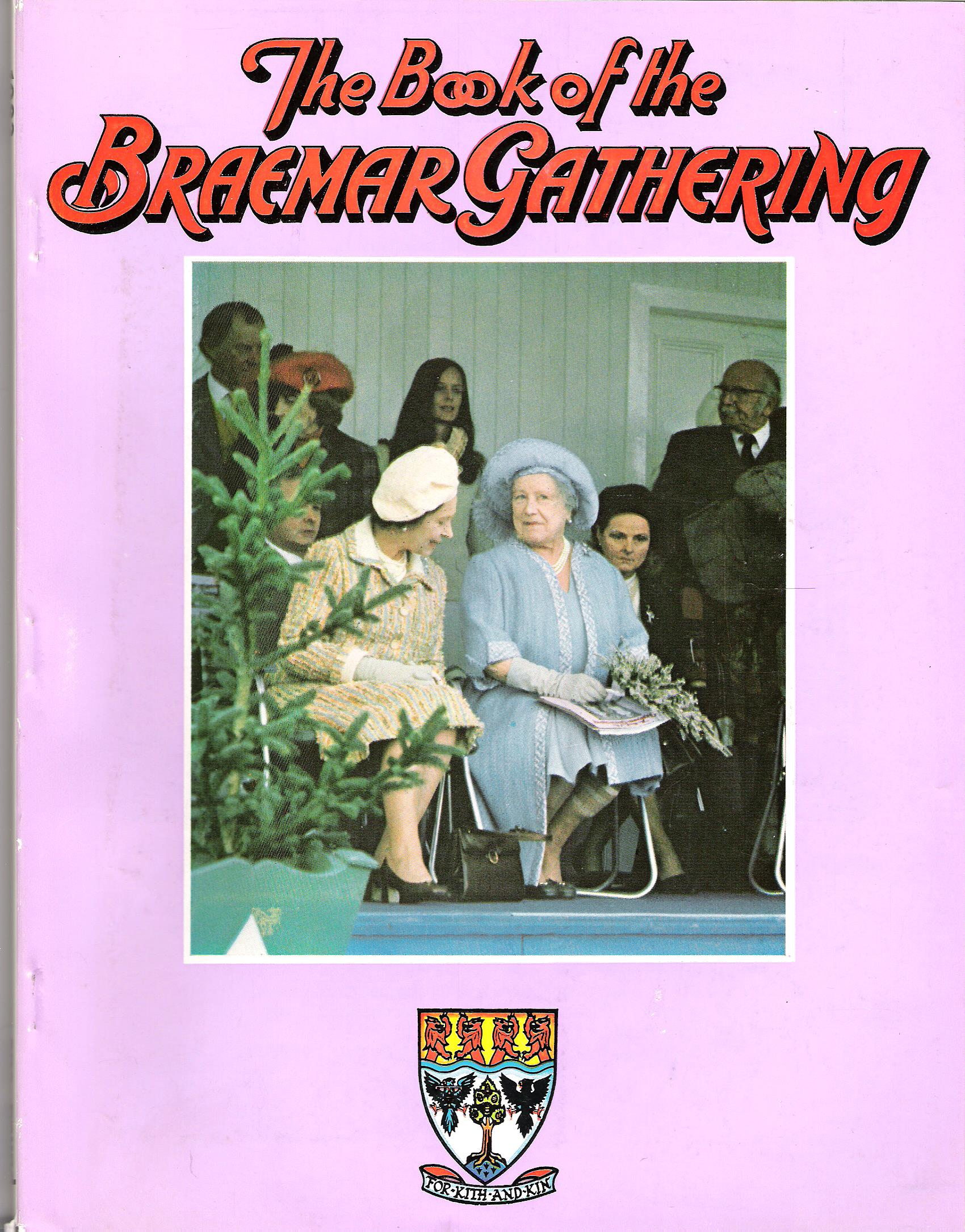 Image for The Book of the Braemar Gathering, 1982.
