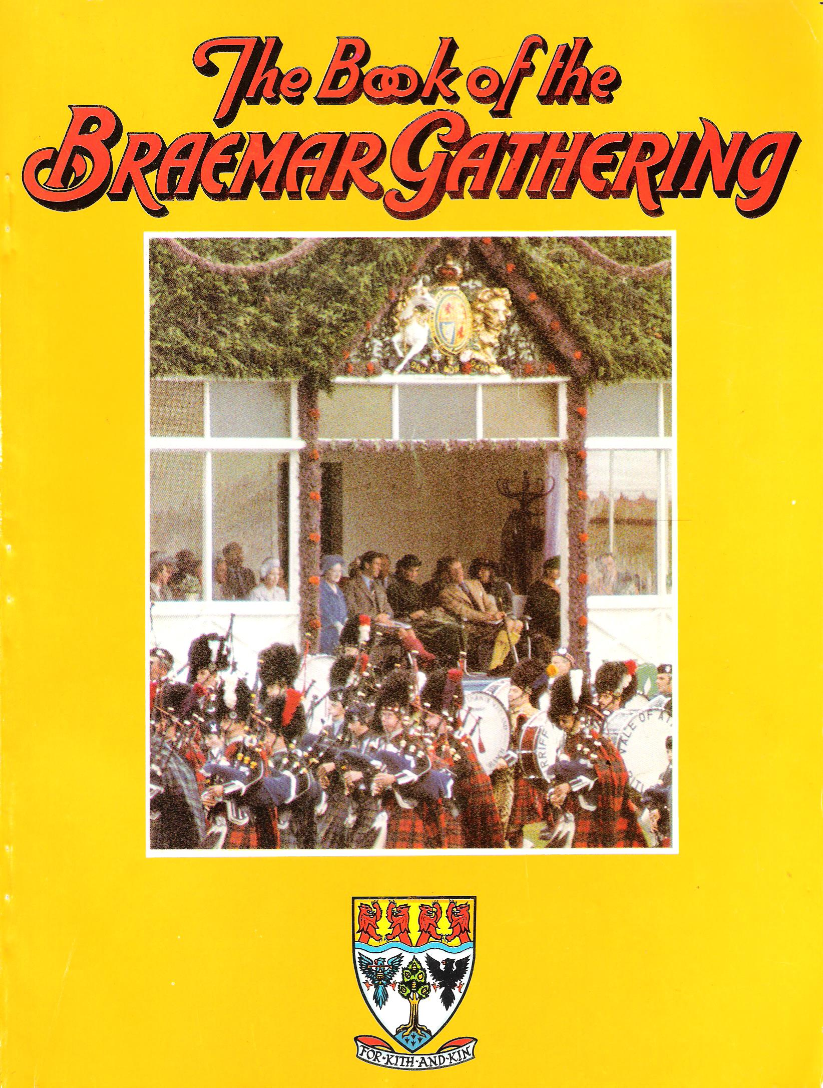 Image for The Book of the Braemar Gathering, 1984.