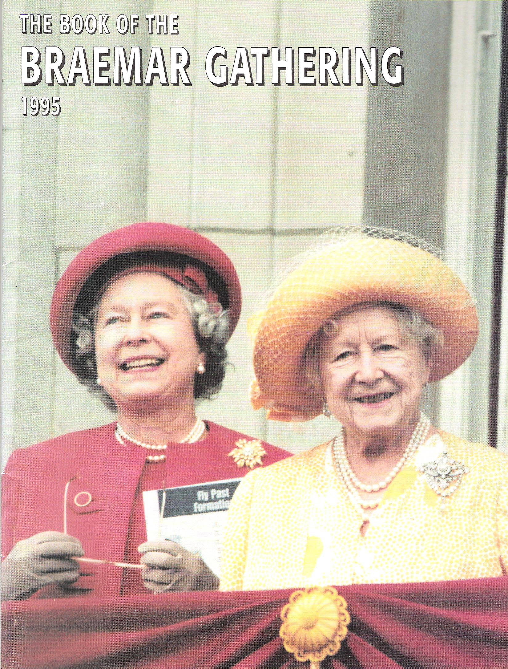 Image for The Book of the Braemar Gathering, 1995.