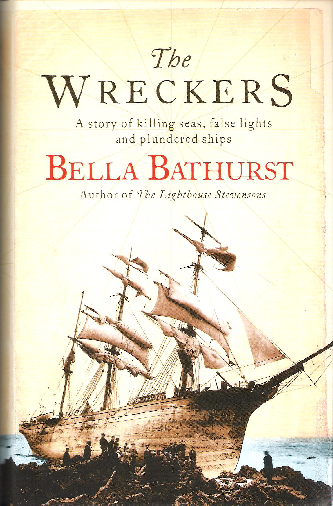 Image for The Wreckers: A Story of Killing Seas, False Lights and Plundered Ships.