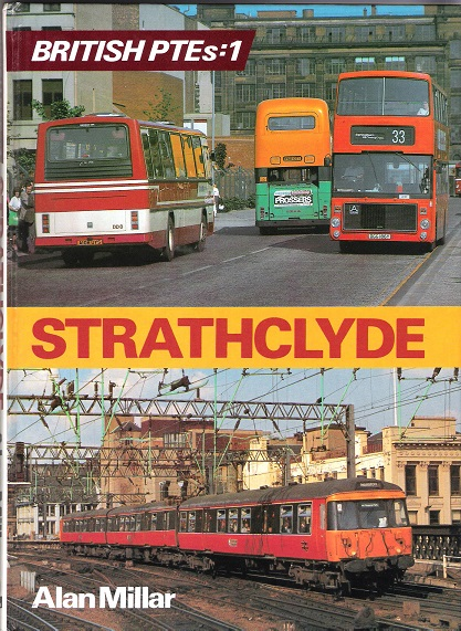 Image for British PTEs:1 Strathclyde.