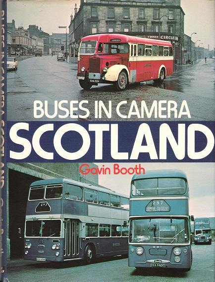 Image for Buses in Camera: Scotland.