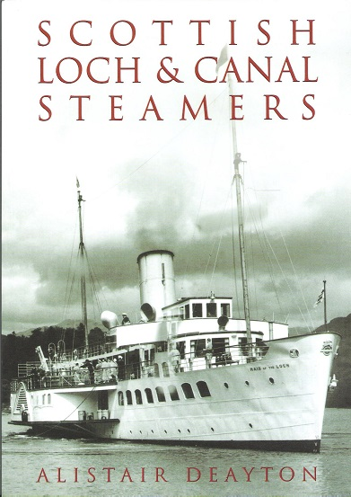 Image for Scottish Loch & Canal Steamers.