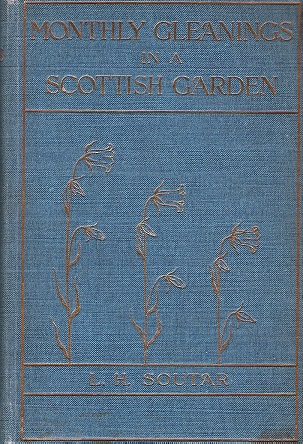 Image for Monthly Gleanings in a Scottish Garden.