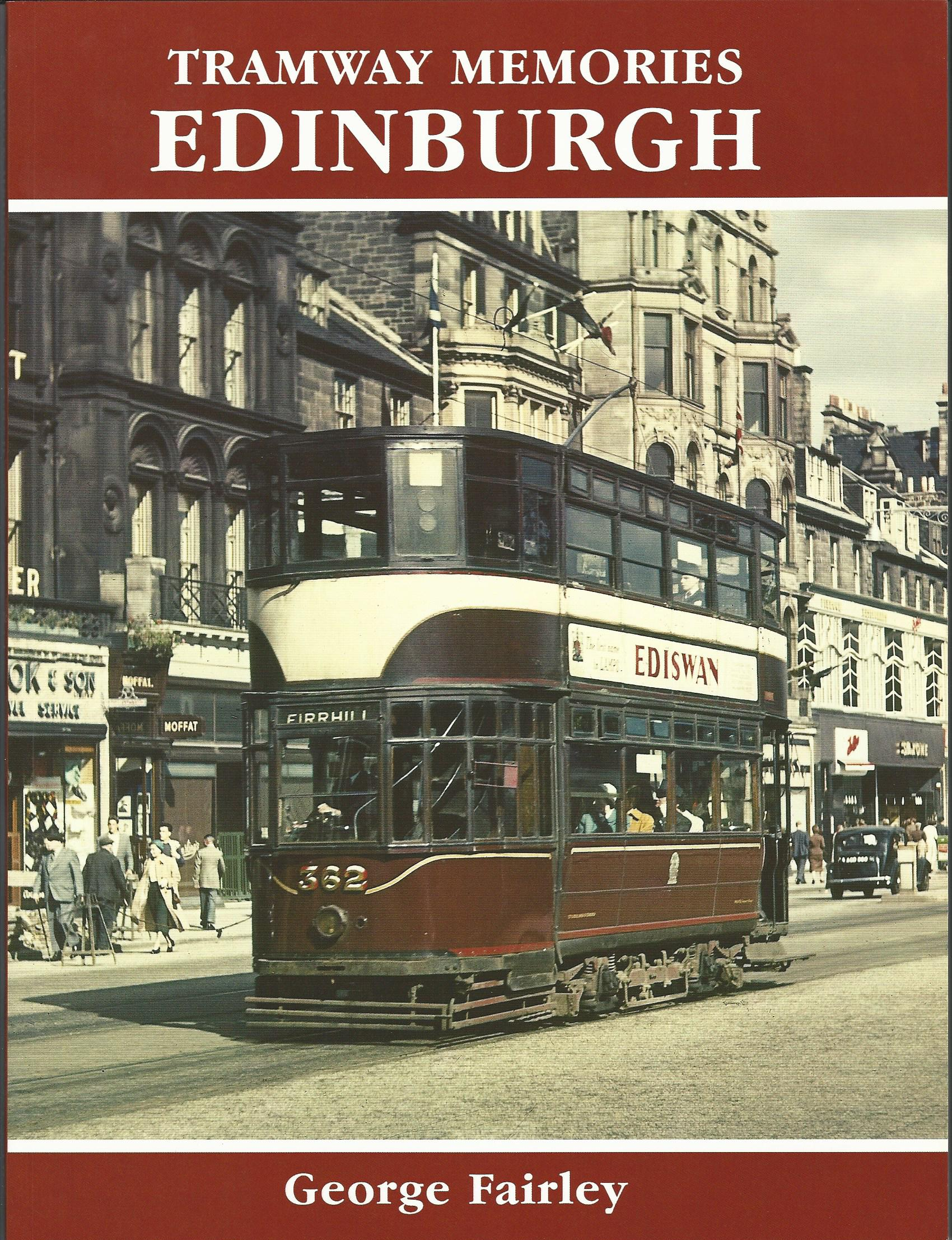Image for Tramway Memories Edinburgh.