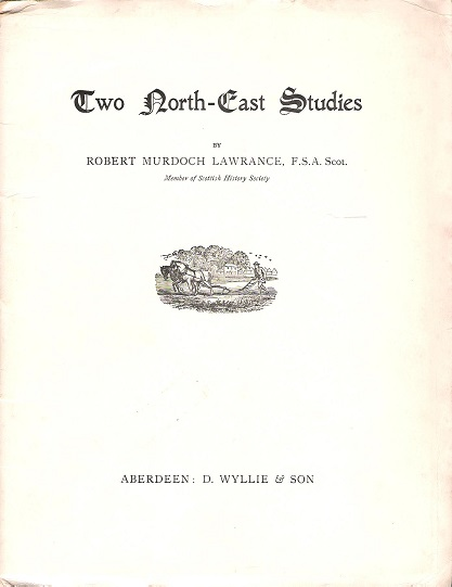 Image for Two North-East Studies.