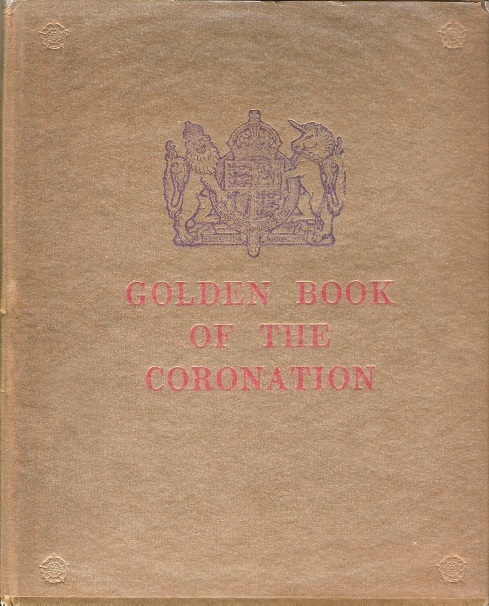 Image for Golden Book Of The Coronation.