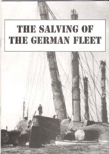 Image for The Salving of the German Fleet.
