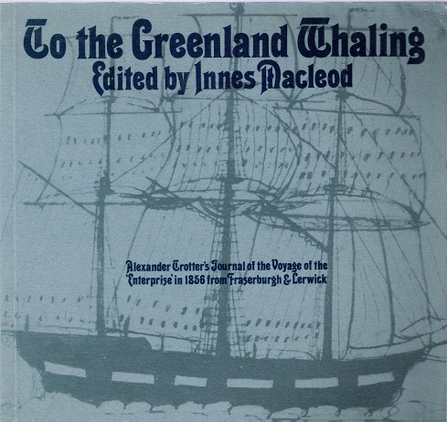 Image for To the Greenland Whaling.